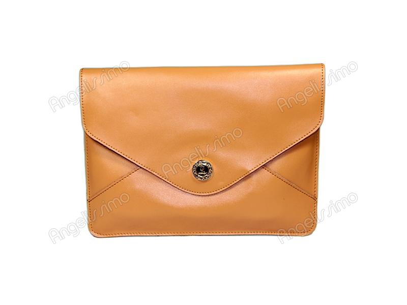 9b04f2bc2528 Купить Клатч - конверт бежевый. BRimar: Кожа , бежевый. Кожаные ...