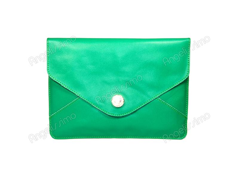 e43540f3b1f5 Купить Клатч - конверт зеленый. BRimar: Кожа , зеленый. Кожаные ...