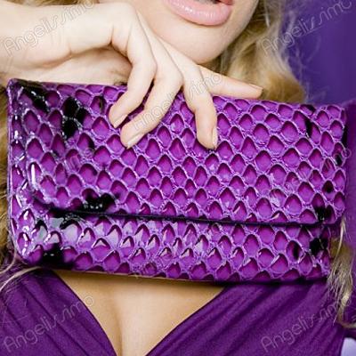 Стильная сумочка-клатч: модные советы
